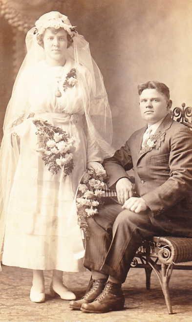 Fritsche Weseloh wedding
