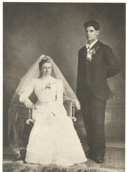 John Gottfried Wachter wedding
