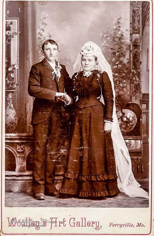 Miesner Roth wedding