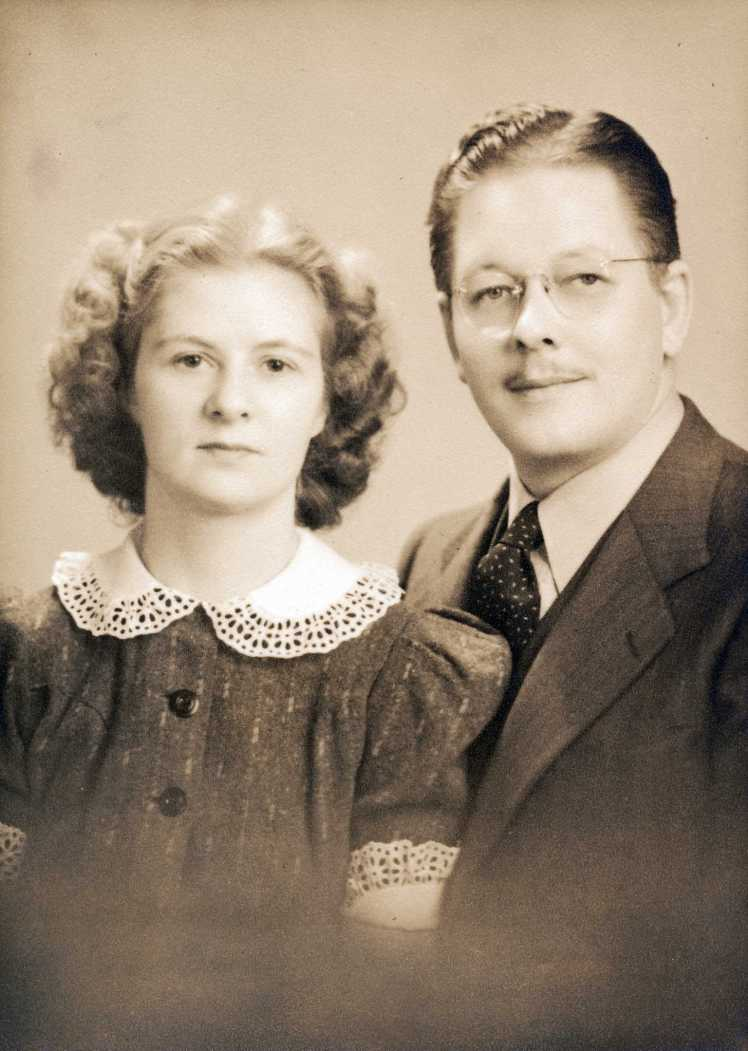 Newton and Evelyn Mueller