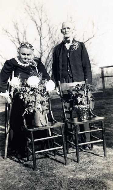 Oswald and Lina Palisch