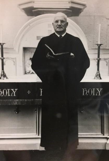 Rev. Gustav Hafner