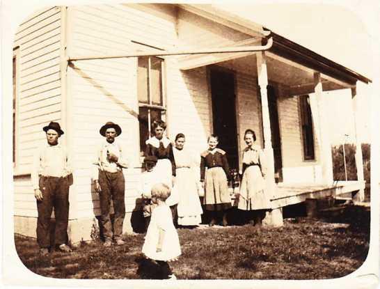 Robert Fritsche family