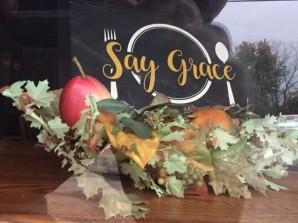 Say Grace logo