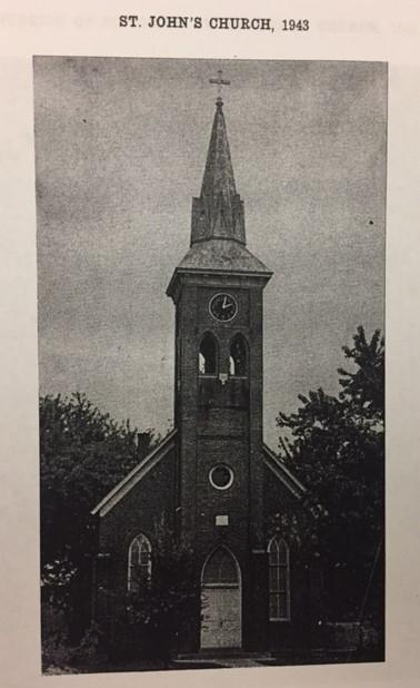 St. John's Lutheran Church Pocahontas MO