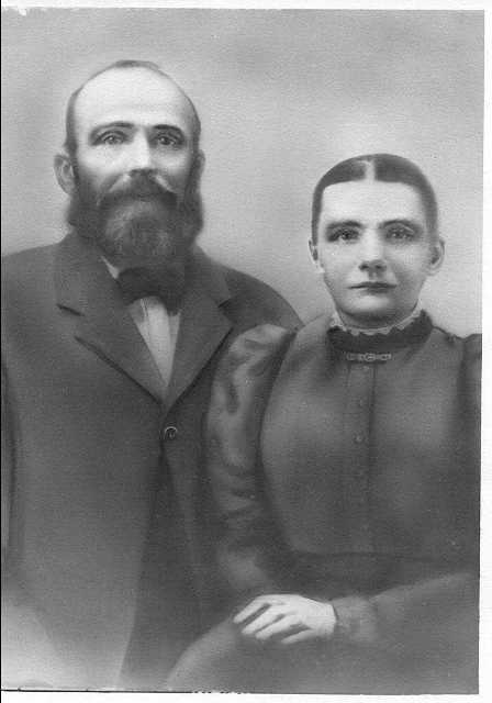 1. Henry Eggers and Catherline Soehl Wedding