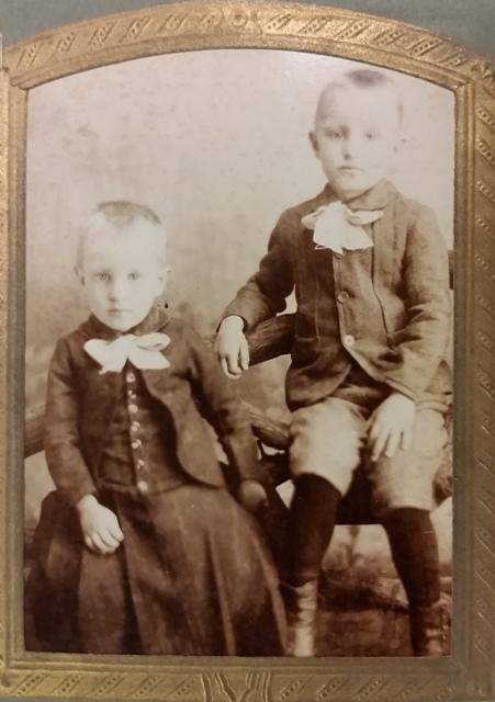 3. Emmanuel and John Eggers