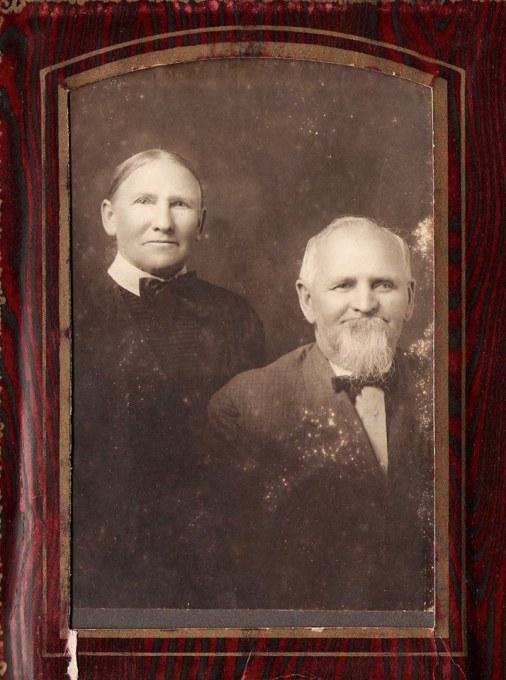 Adam and Margaret Lang Rauh
