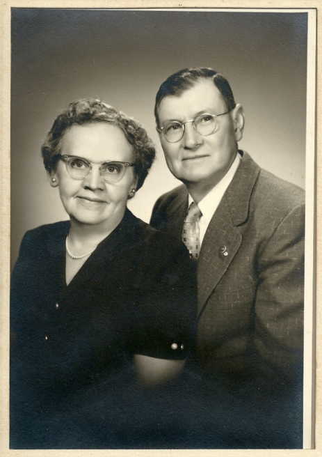 Arthur and Hattie Kasten