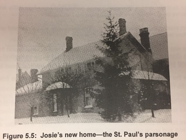 Boese first parsonage