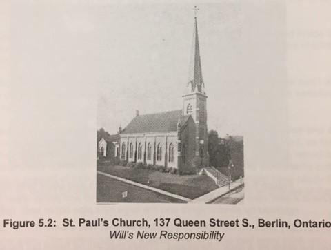Boese St. Paul's Lutheran Berlin Canada