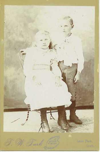 Chris and Anna Brehmer