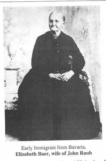 Elizabeth Baer Rauh