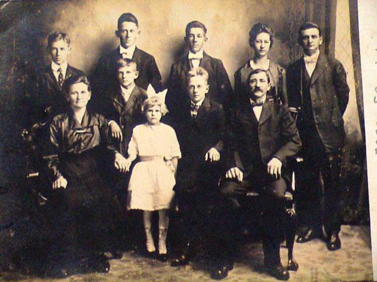 Emmanuel Weber family