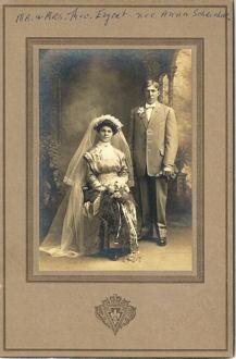 Engert Schroeder wedding