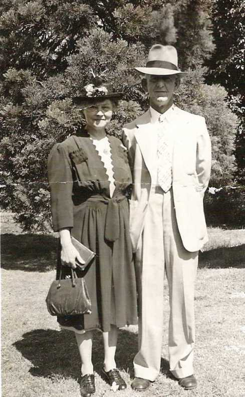 Ernest and Anna Groh