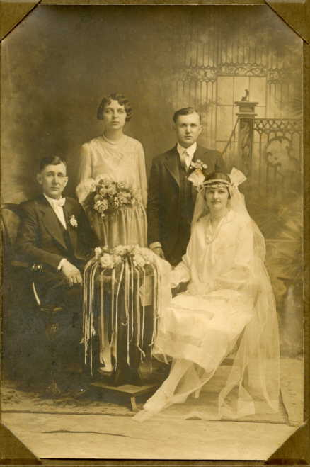 Ernst and Esther Doering wedding