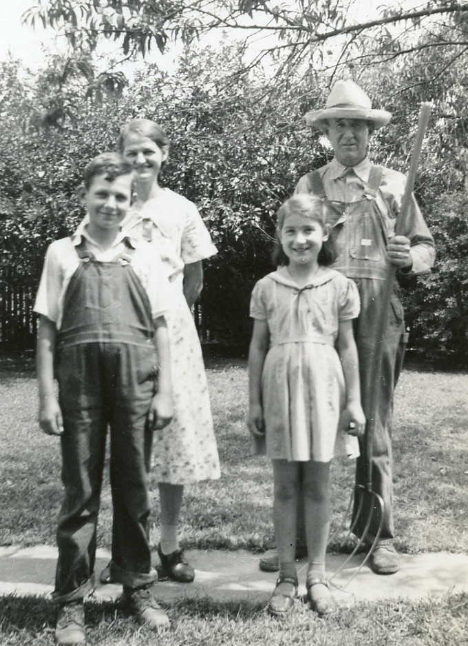Ernst Doering family