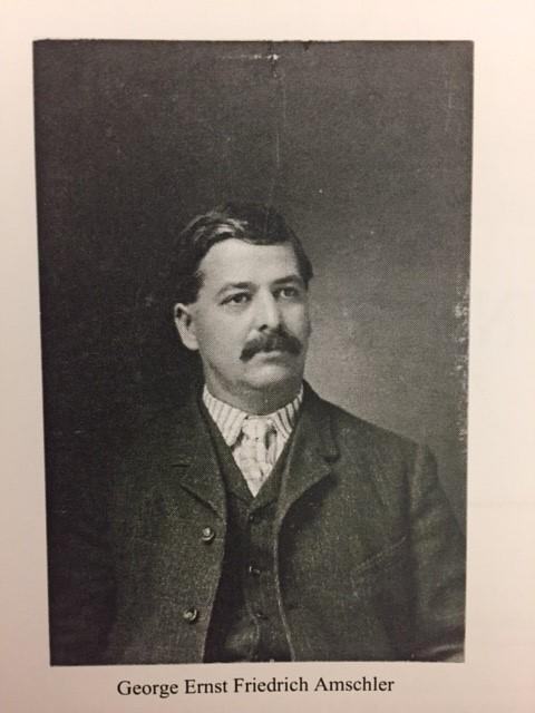 George Ernst Friedrich Amschler