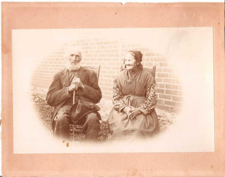 Heinrich Christoph and Wilhelmine Kasten