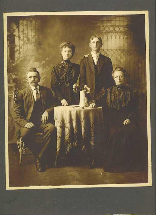 Henry Brehmer family