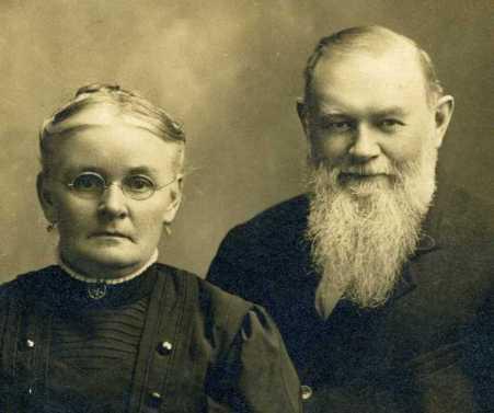 Joseph and Ernestine Mueller