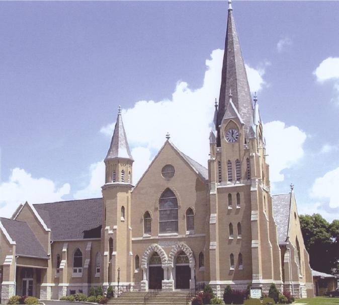 St. John's Lutheran Princeton WI present day