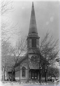 St. John's Lutheran Princeton WI