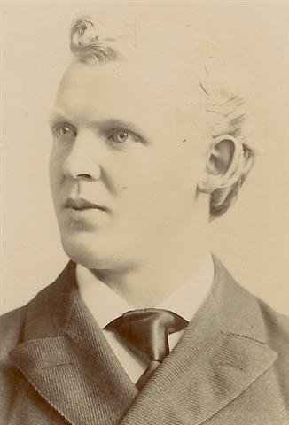 William Boese young