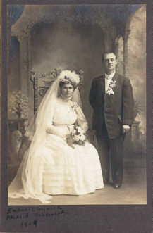 Winter Schroeder wedding
