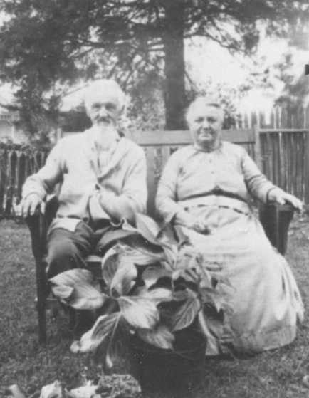 August and Friedericke Preusser