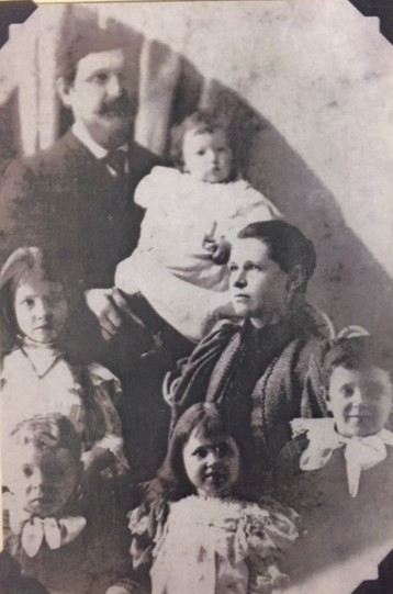 Benjamin Hemmann family early