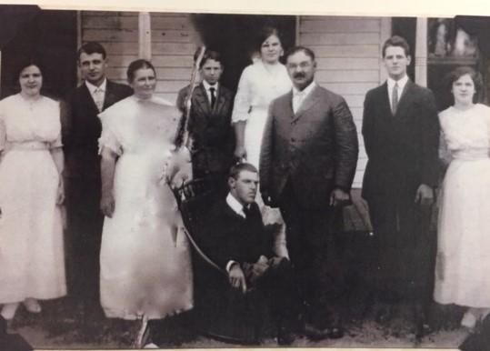 Benjamin Hemmann family later