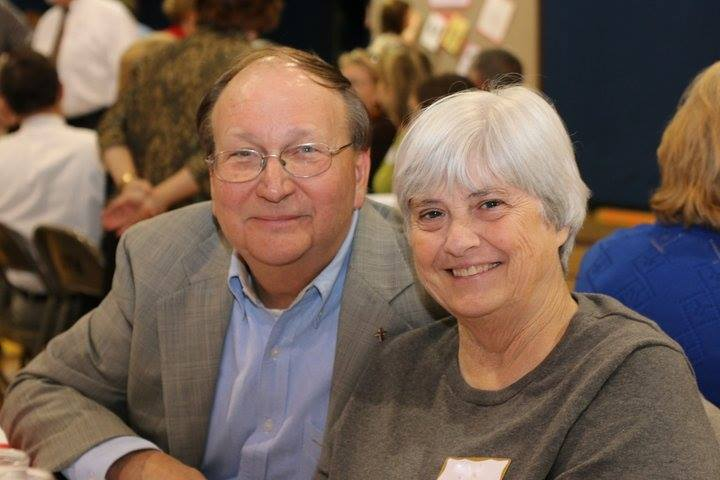Charlie and Carol Gemeinhardt