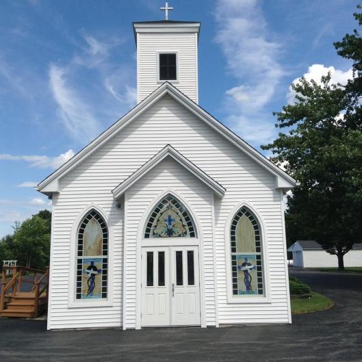 Concordia Lutheran Church Newfane NY