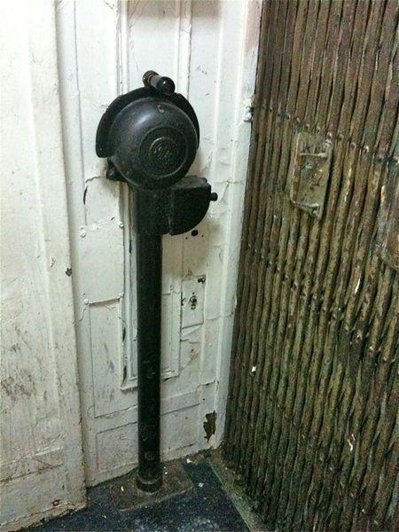 Elevator manual control