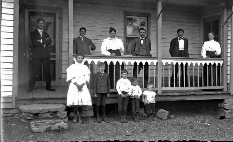 Friedrich Petzoldt family