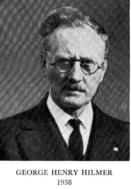George Henry Hilmer