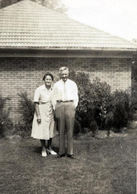 Martin & Hulda Seibel