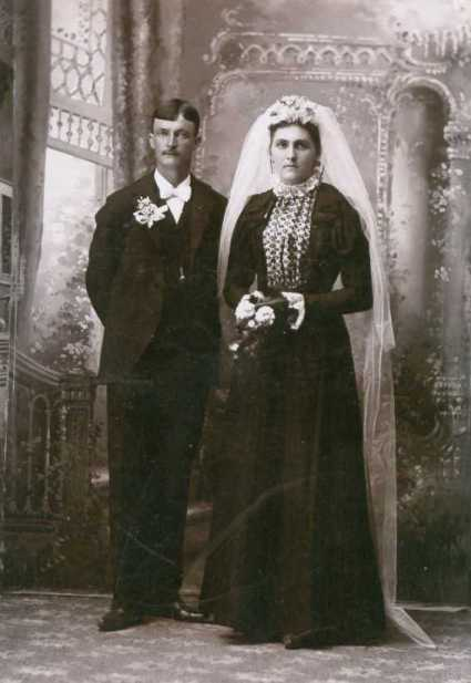 Rudy and Margaretha Oswald