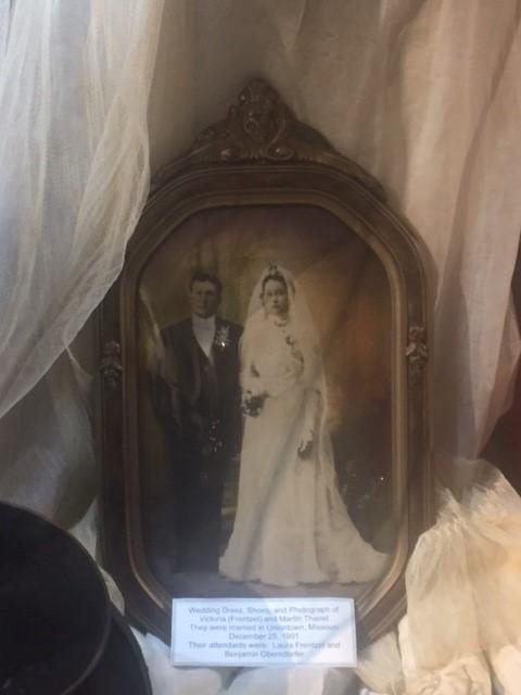 Thieret Frentzel wedding photo