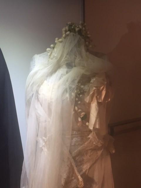 Victoria Frentzel Thieret wedding dress 2 museum
