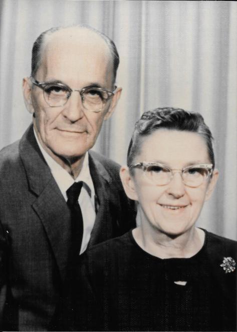 Wedding photo George Loebs & Frieda Mueller0002