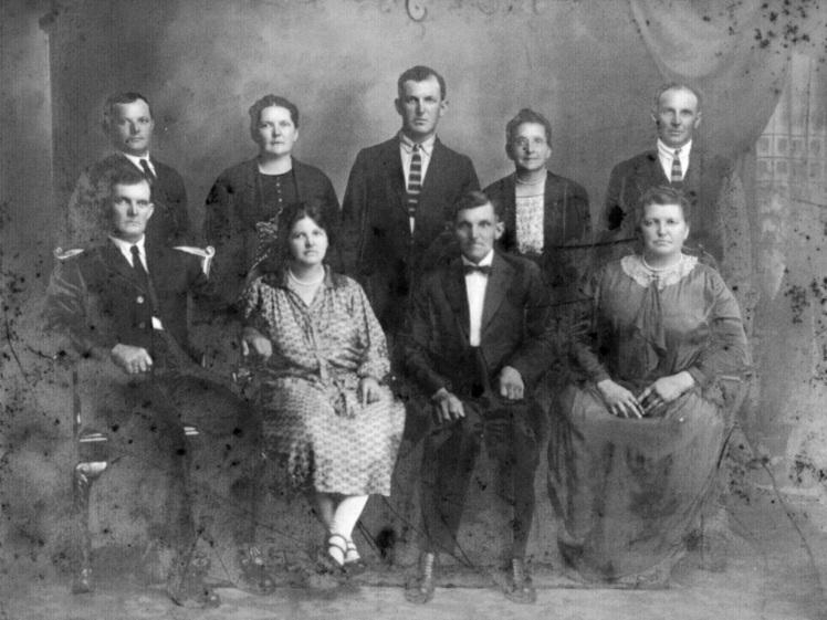 Wilhelm Wachter family