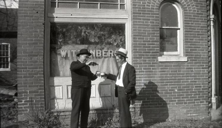 Willard & Isenberg bank X
