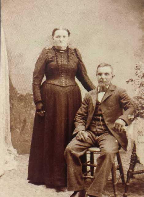 William and Ernestine Wachter