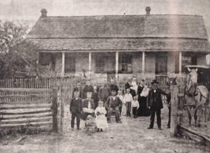 William Wachter homestead