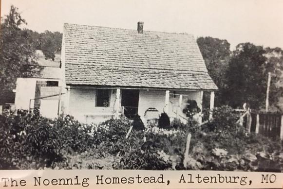 Noennig homestead