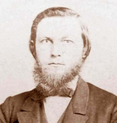 Rev. Martin Paulus Tirmenstein