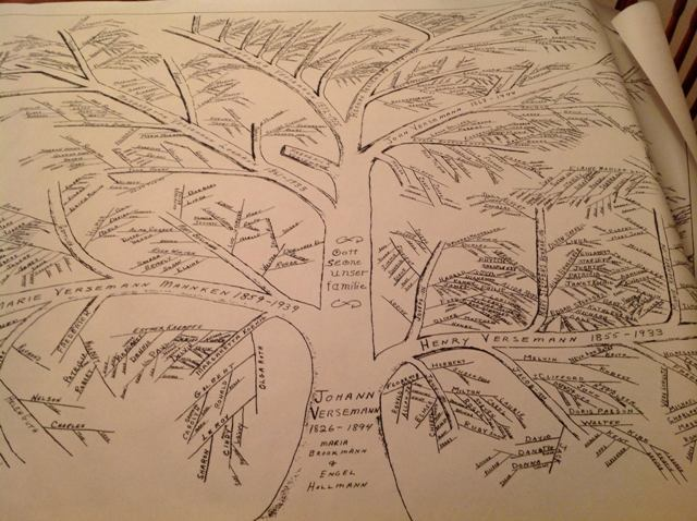 Versemann Family Tree